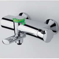 Смеситель 'Eterna' ванны/душа термостат.,3V,автоматич ORAS 6375U.
